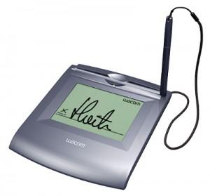Wacom-Tablett
